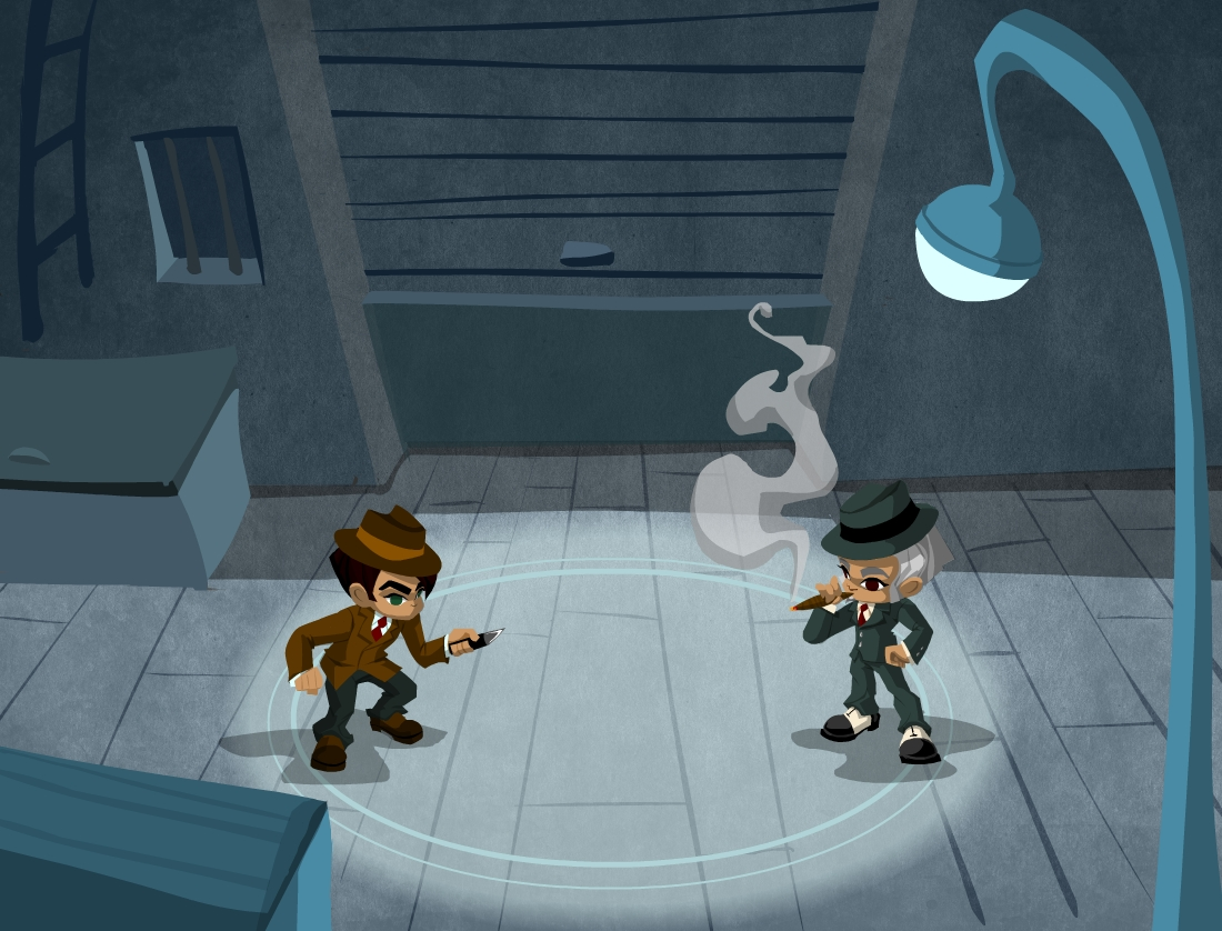 mob characters online game